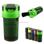 Blender Mixer Bottle Protein Shaker 5 colors 16 oz/500ml