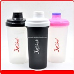 700ML Nutrition Powder Protein Shaker Bottle