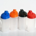 Wholesale bpa free plastic shake bottle