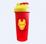 Hero Series Iron Man Shaker Cup, 28oz