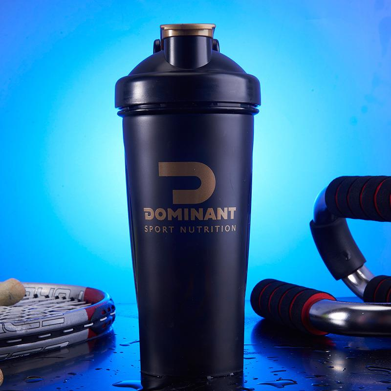 600ML Plastic wholesale protein shaker bottle