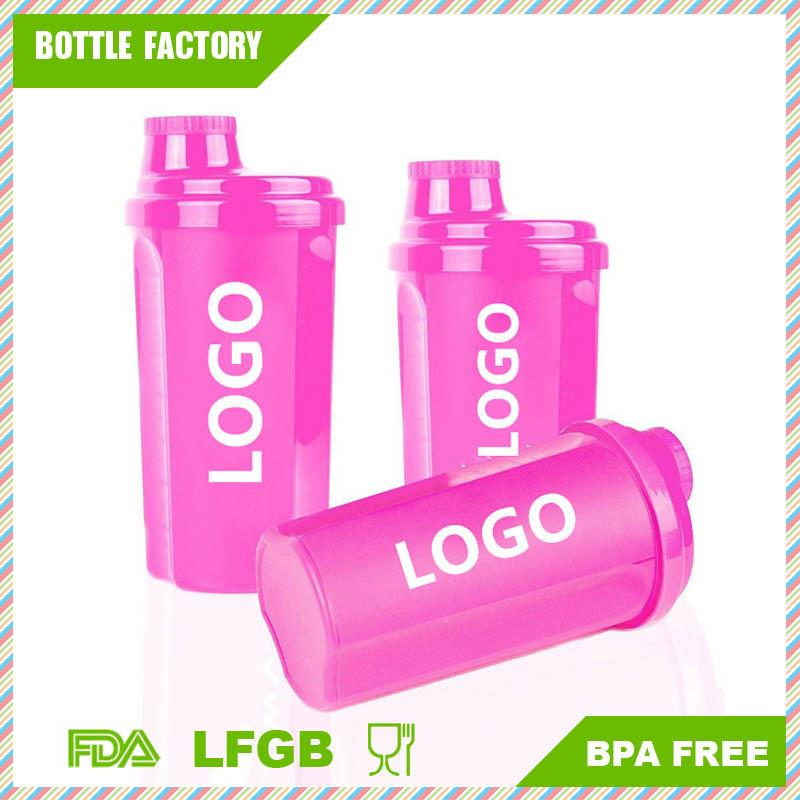 Protein Shaker Bottle From Bottle Factory