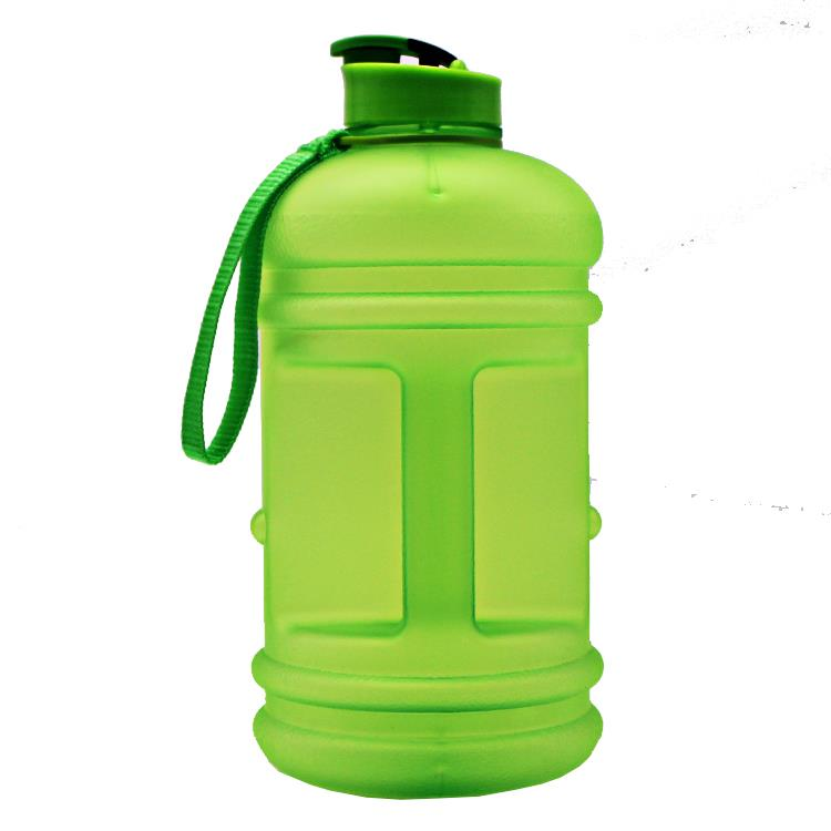 2.2L big capacity fitness tank container water bottle