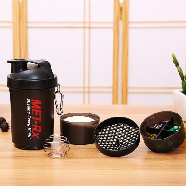 Wholesale Protein Customized Logo Shaker Bottle