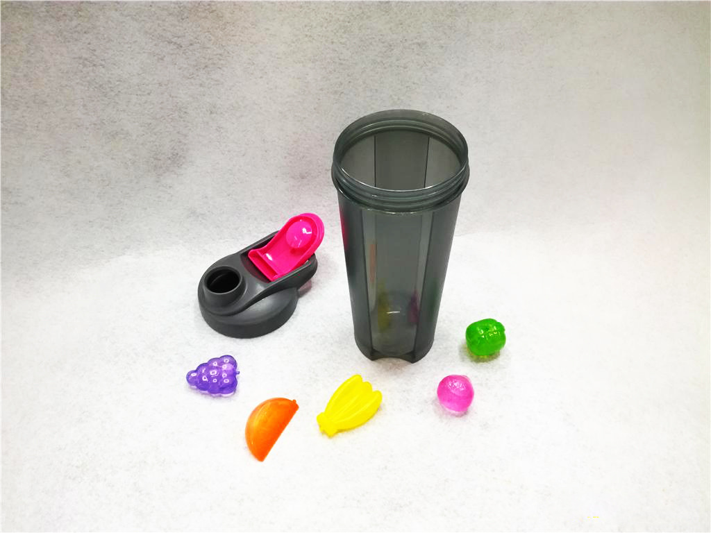 Wholesale Custom Personalized  Recycled Plastic Protein Shaker Bottle