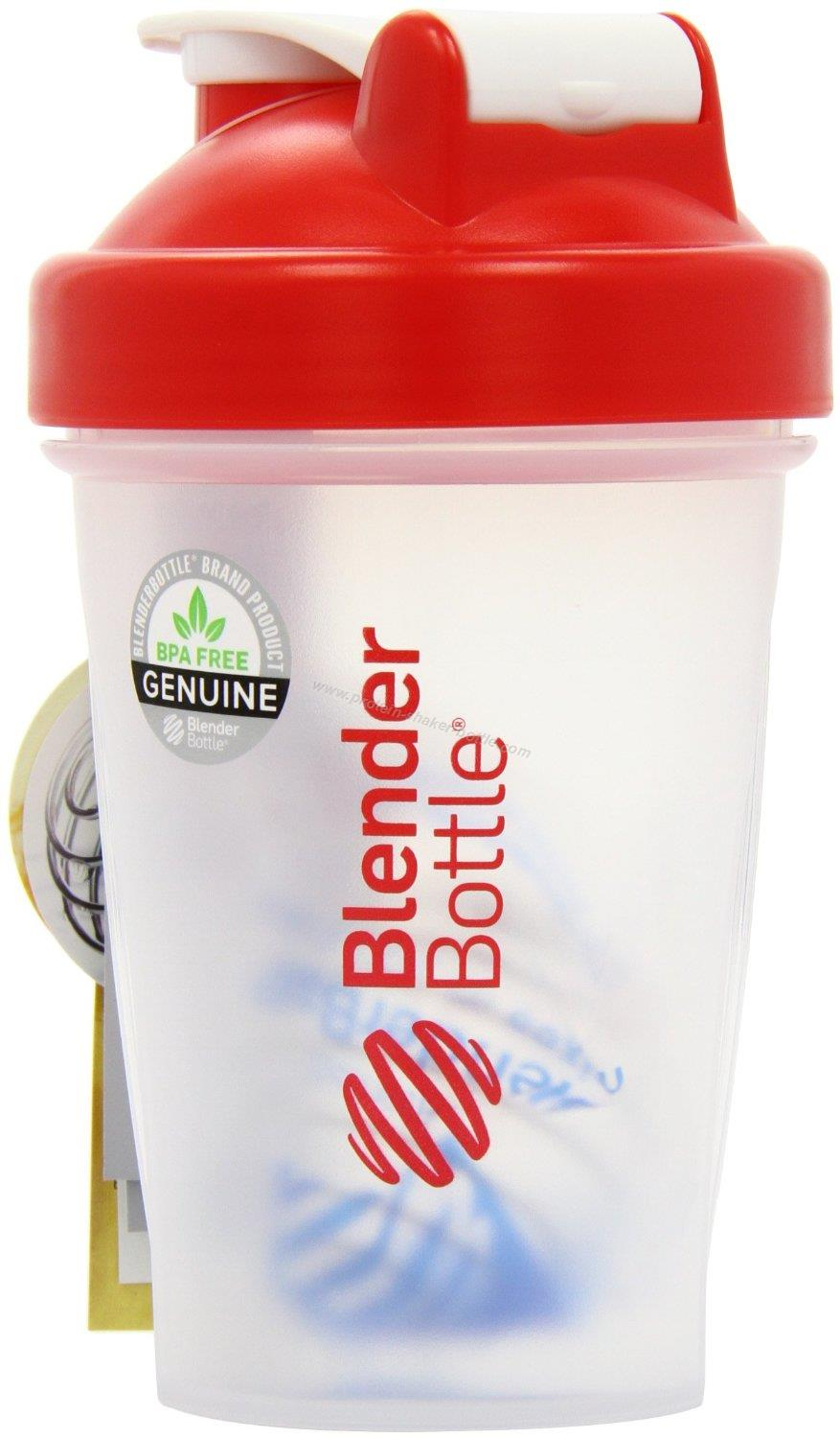 Surgical grade protein shake bottle