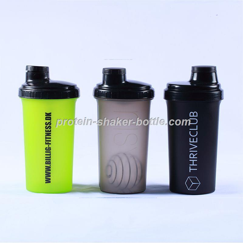 700ml protein shaker bottle/ plastic shaker/custom plastic water bottle