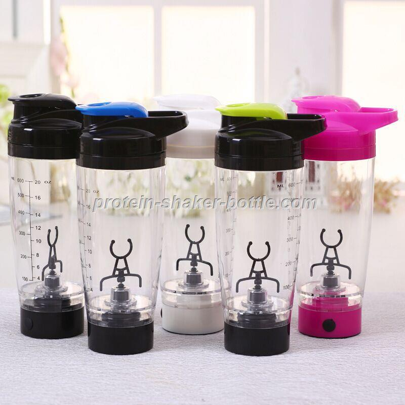 Protein Shaker Battery Protein Electric Shaker Bottle for Vortex Mixer With Plug