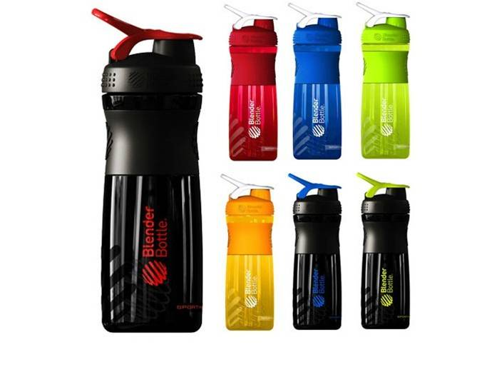 500ml/700ml custom blender bottles