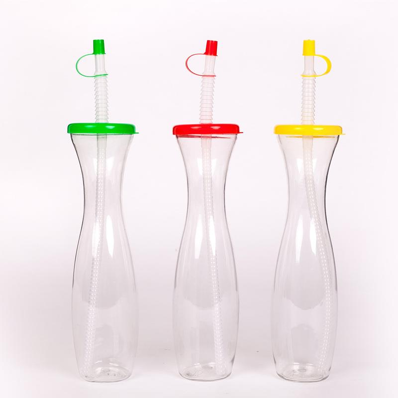 600ml plastic drinking beer yard glass