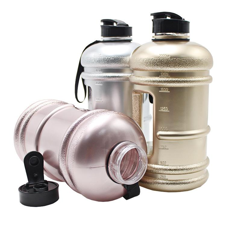Gym Fitness Athletic Outdoor Camping Sports Water Jug