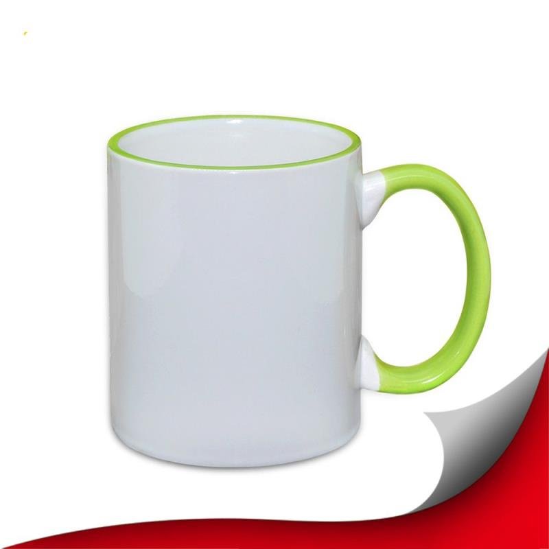 11oz Sublimation Wholesales White Mug Ceramic Cups