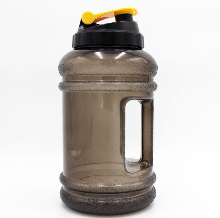 2.5L Hard BPA-Free PETG Material Huge Drinking Bottles Water Container for Gym