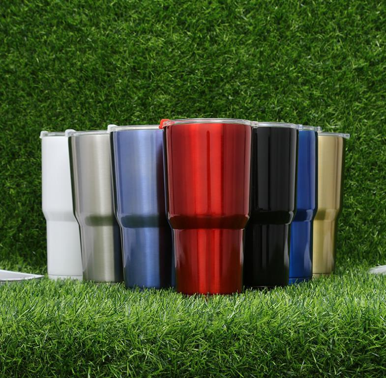 Stainless Steel Beer Thermos Cup Large Capacity Portable Car Water Custom Cups
