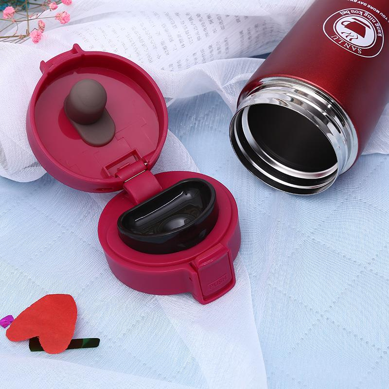 wholesale hot sell stainless steel double wall outdoor carry keep up warm cup car cup
