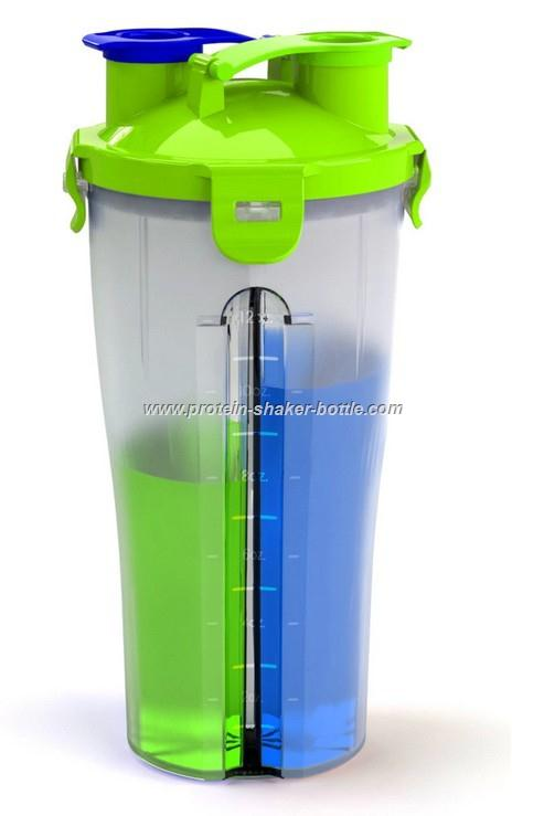 700ml plastic protein shaker cup