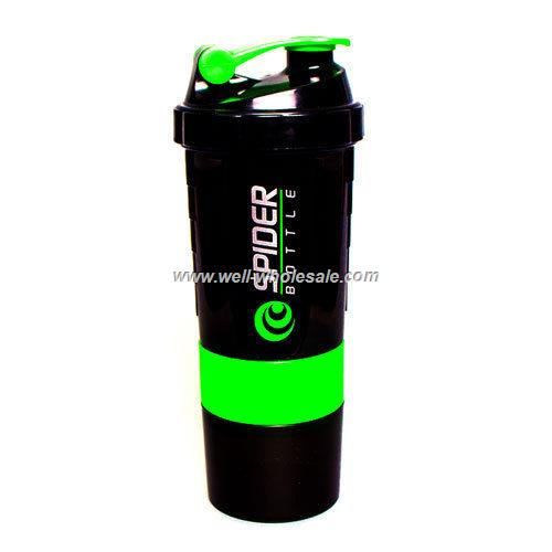 Hot sell spider shaker bottle