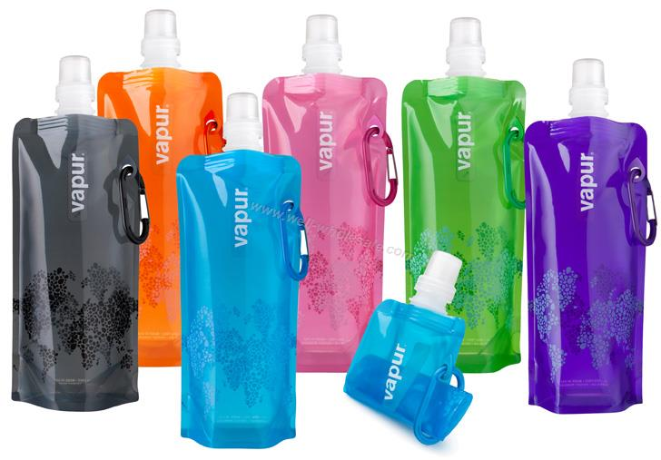 collapsable drink bottle