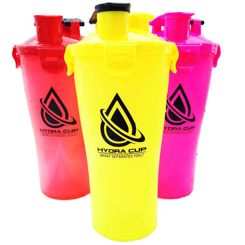 Eco-Friendly Dual Shaker Bottle wholesale
