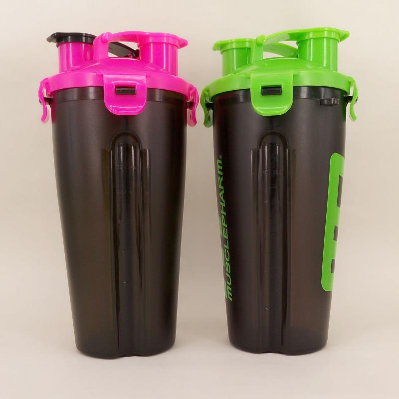 Shaker Cup - 28oz Dual Shaker Bottle