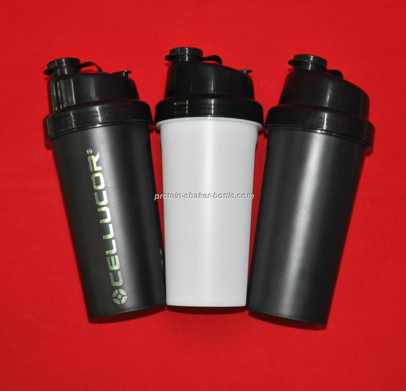 custom protein shaker bottle
