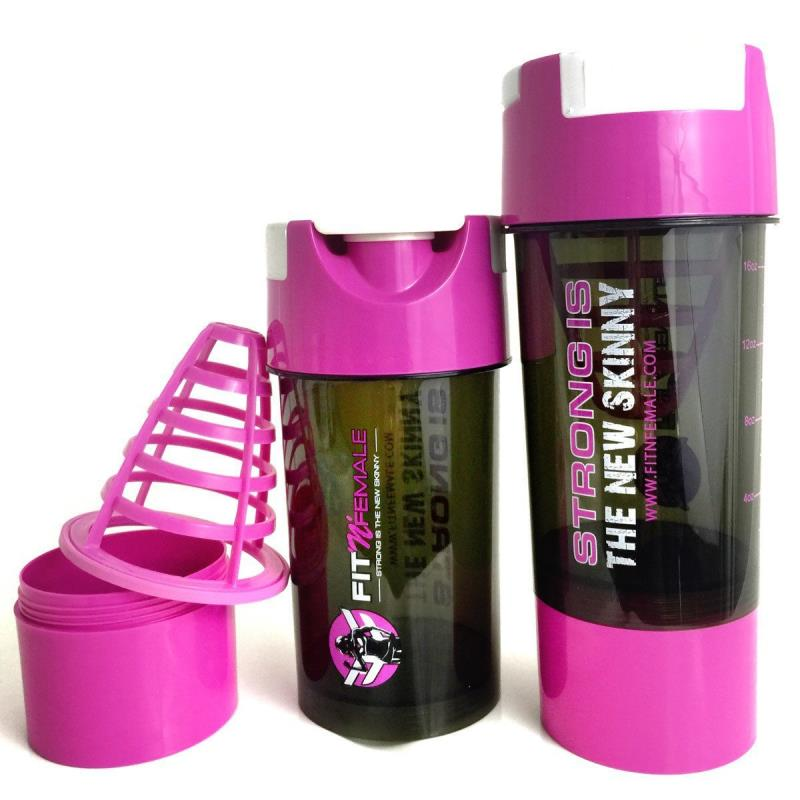 600ml Whirlwind Cup Cyclone Bottles Outdoor Sport Protein Powder Shaker Mixer