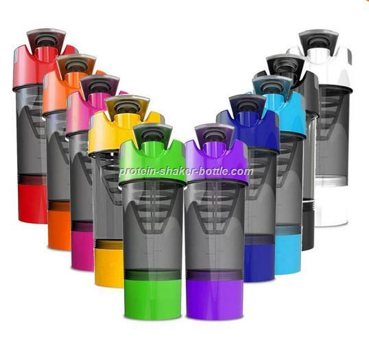 500ml Protein Powder Mixer, Blender Shaker Bottle