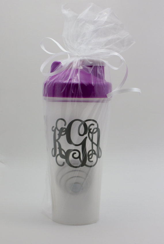 Personalized shaker cup Custom Protein Shaker Bottle