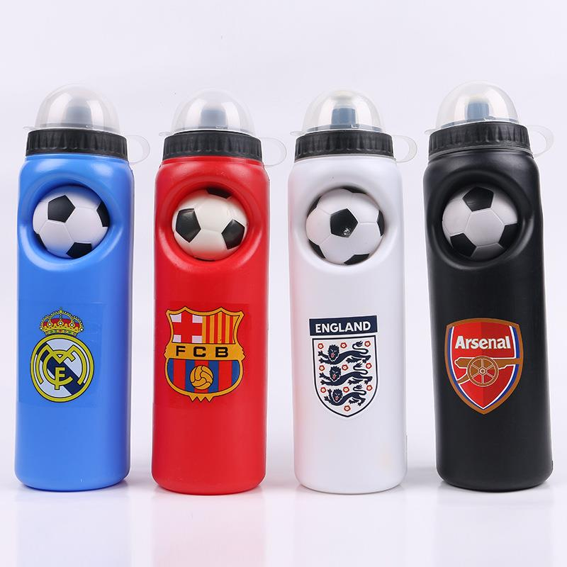 750ml Capacity Plastic Sports Bottle
