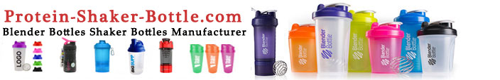 Custom Blender & Shaker Bottles