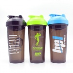 700ml BAP Free custom logo Plastic Blender Shaker Bottle