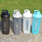 2018  Supplier wholesale  protein shaker bottle