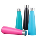 New model Double wall stainless steel sports bottle for 450ml
