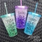 Wholesale Low Price Custom Logo Drinking Plastic Cup