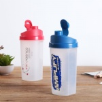 Promotional Logo Printed Cheap custom water bottle shaker