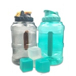 2.5L big capacity fitness tank container water bottle,water jug