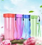 China wholesale Custom Outdoor sports water cup Plastic Cups