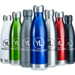 Stainless Steel Insulated Vacuum Water Bottle Custom Steel Bottle