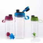 Custom 600ml Factory Price Hot Sale Plastic Protein Shaker Bottle