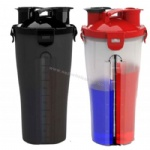 Protein Shaker New Dual Hydra Cup