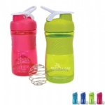 Sport Mixer 20oz BPA Free Blender Bottle