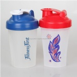 Best selling cheap price custom logo protein shaker bottle