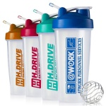 2015 upgraded 600ml/20oz classic blender bottle