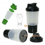Detachable Protein Shake Mixer Bottles