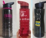 750ml Sports Space Bottle