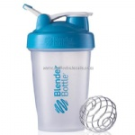 16oz/400ml custom shaker bottle with blender ball and handle OEM