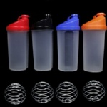 Customized logo blender bottle manufacturer