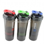 3 in 1 shaker bottle
