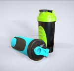 Popular shaker cup with blender ball
