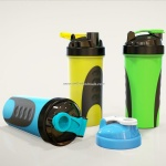 Portable Mixer Protein Blender Shaker for Gym